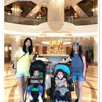 卸貨倒數100-45 太陽女造訪義大世界:皇家大飯店(水世界、兒童遊戲室、房間)