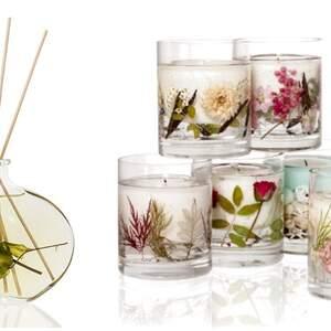玫瑰花会动太美太浪漫!STONEGLOW扩香瓶、香氛烛全价目/全国柜点总表