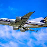 新加坡航空 新航 Singapore Airlines SQ322 新加坡-伦敦 SIN-LHR A380-800 上层经济舱、飞机餐,飞行记录