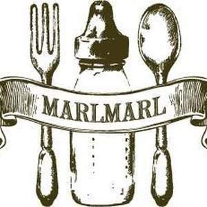 【MARLMARL】超梦幻华丽的宝宝用餐围裙!兼具时尚 ─ 质感 ─ 实用!