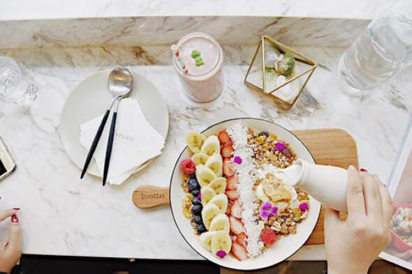 【美食】光線充足,讓美食看起來更可口了!