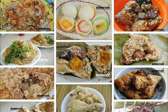 端午連假的粽子爆食計畫!全台必吃粽子推薦在此!
