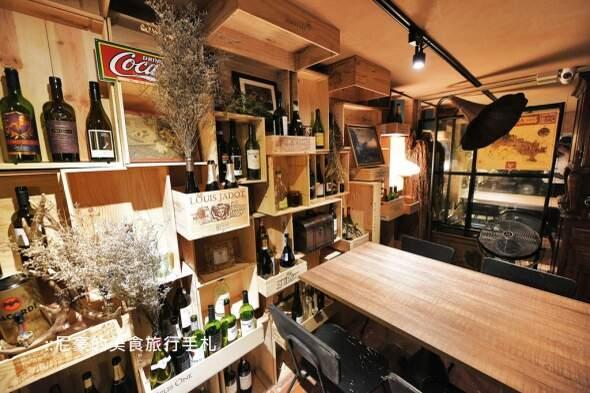 週間小酌夜,造訪隱身東區的歐風小酒館