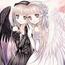 小天使和小惡魔
