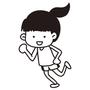 阿布愛跑步