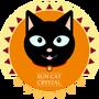 太陽貓水晶