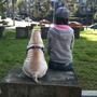 愛眯與大頭狗