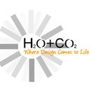 h2o+co2 Design 圖像